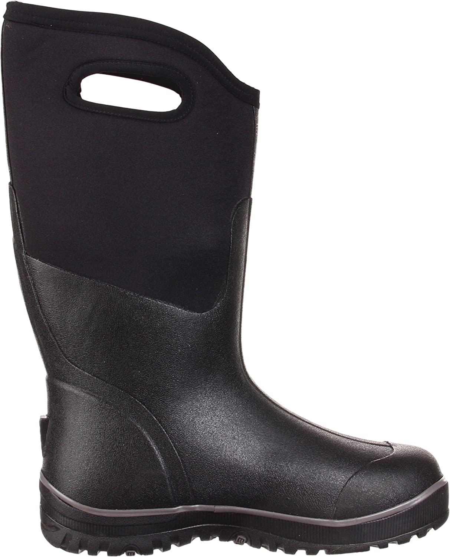 Bogs black ultra high waterproof winter boot
