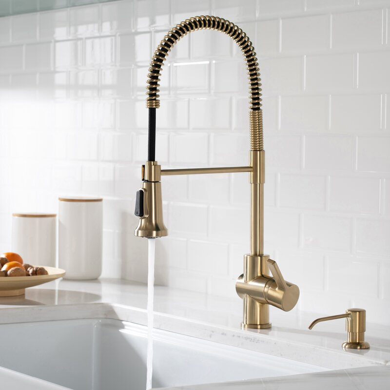 The Best Kitchen Faucets To Buy In 2020 Spy