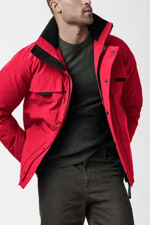 canada goose forester field jacket