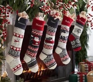 pottery barn kids christmas stockings, christmas stockings