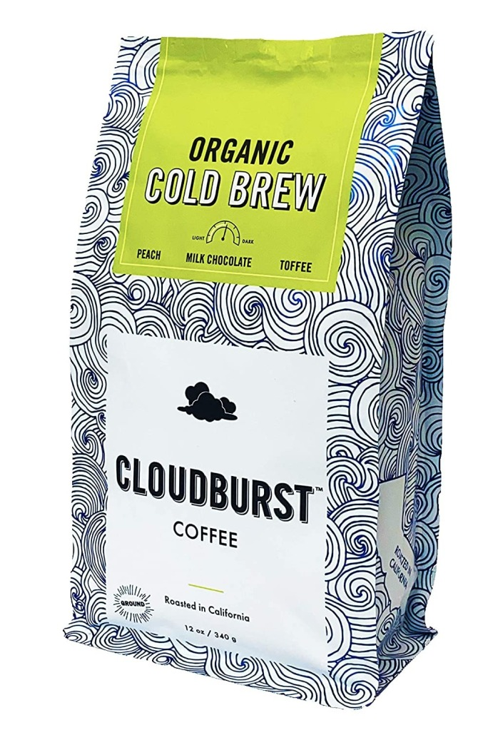 Cloudburst Organic Cold Brew