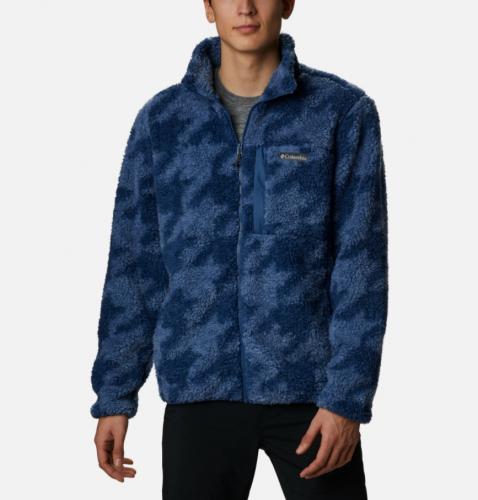Columbia Winter Pass Printed Fleece Jacket