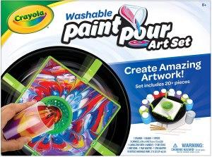 Crayola Washable Paint Pour Set