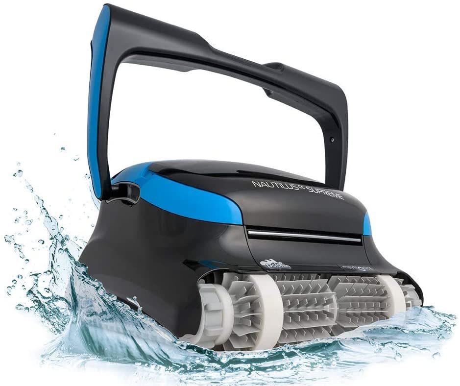 pool vacuum cleaner dolphin nautilus