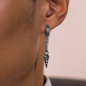 Mister Kunai Earring