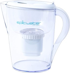 best water pitchers epic pure