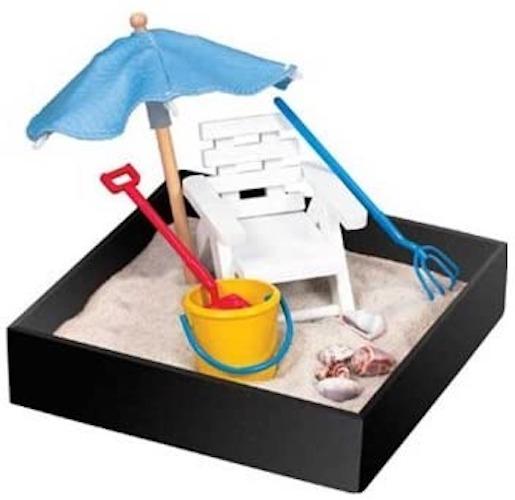 Be Good Company Executive Mini-Sandbox Beach Break