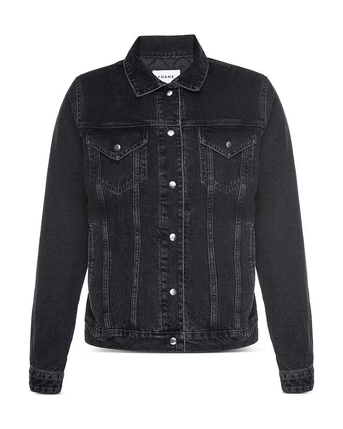 FRAME-Lined-Denim-Trucker-Jacket-denim-jacket