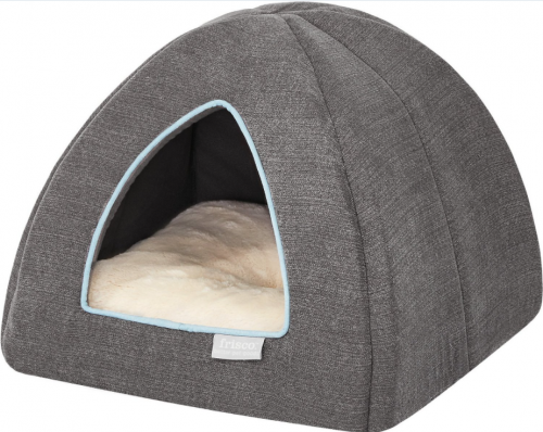 Frisco Igloo Covered Dog Bed