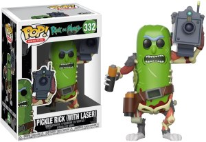 funko pop rick and morty pickle rick