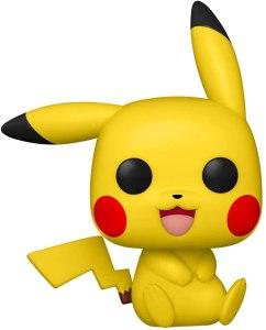 best funko pop games pokemon pikachu