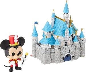 funko pop town disney castle mickey