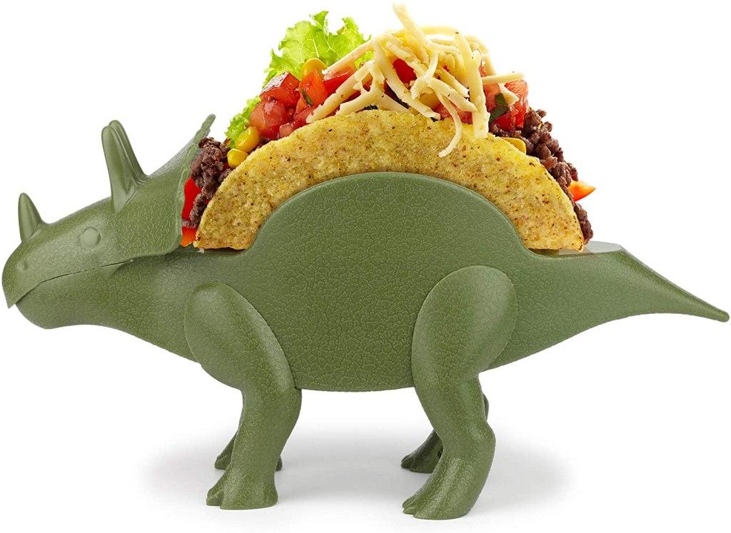 Funwares TriceraTaco Holder Ultimate Dinosaur Taco Stand