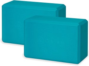 gaiam yoga blocks, fitness gifts, best fitness gifts