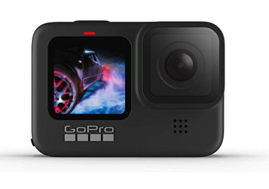 GoPro Hero9 underwater camera