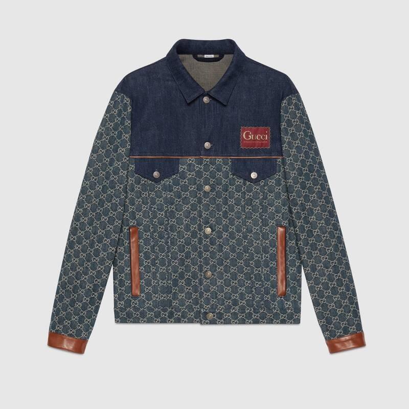 Gucci-Eco-Washed-Denim-Jacket