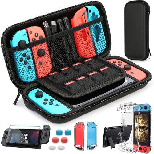 HEYSTOP Nintendo Switch Carrying Case
