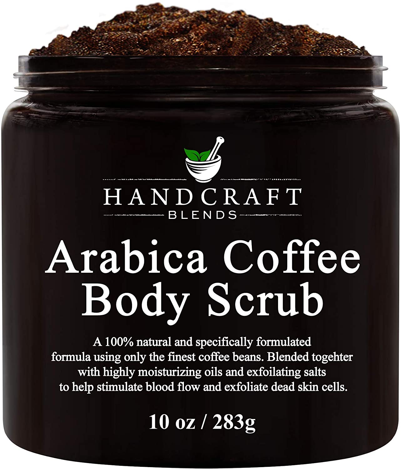 Handcraft Blends Coffee Body and Facial Scrub