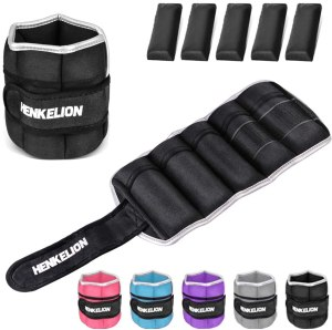 Henkelion ankle weights, fitness gifts, best fitness gifts
