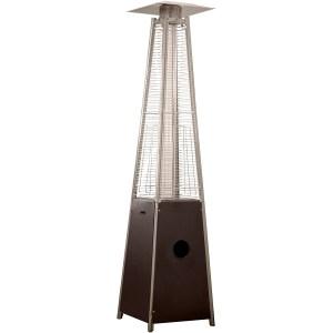 Hiland pyramid heater, outdoor heaters