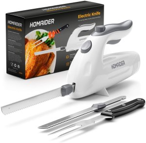 best electric knives homaider