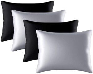 satin pillowcase huiland