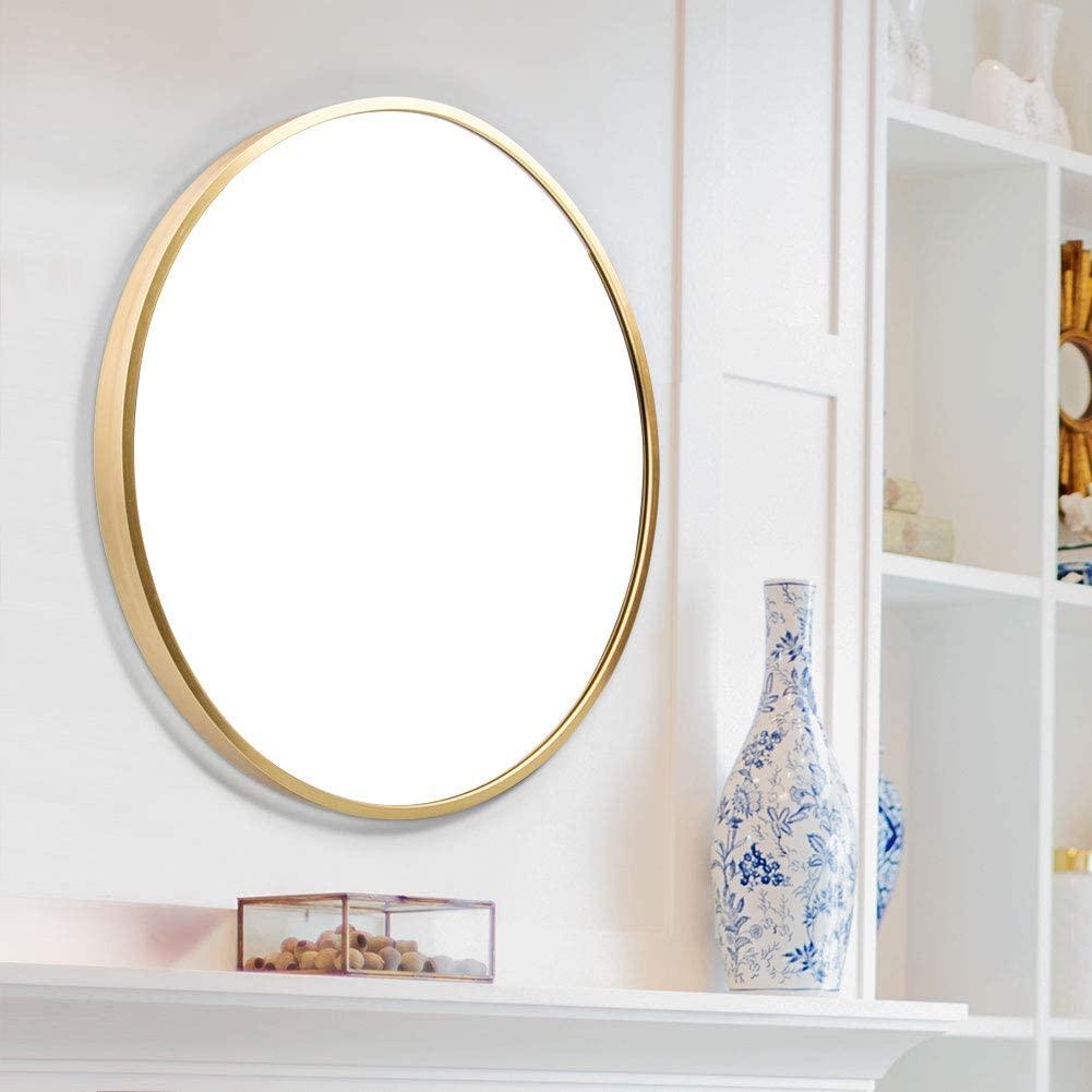 Huimei2Y Round Mirror