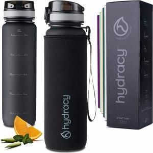 best water bottles hydracy