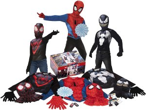 Imagine by Rubie's Amazon Exclusive 19-Piece Spider-Man Dress-Up Trunk