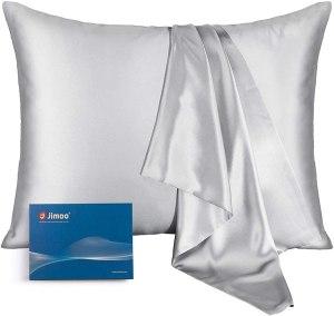 j jimoo silk pillowcase