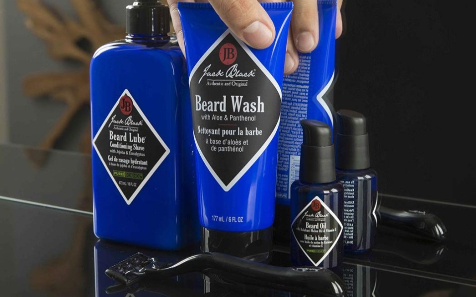 Jack Black Beard Wash and other