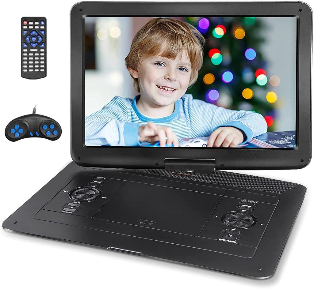 "Jekero 17.9"" Portable DVD Player"