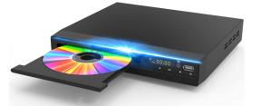 jinhoo portable dvd player
