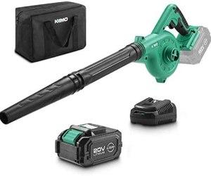 kimo cordless leaf blower vacuum