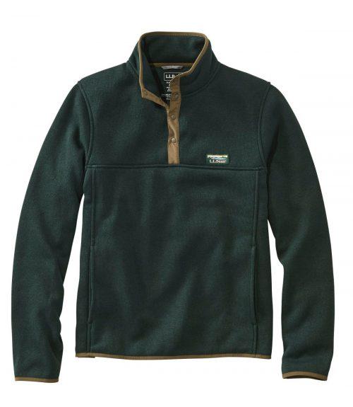 L. L. Bean Fleece Sweater Pullover