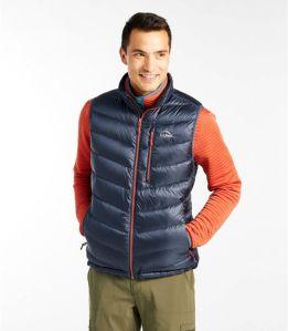 L.L.Bean Men's vest, best puffer jackets
