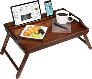 laptop stand for bed lapgear media