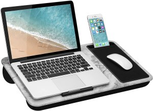 laptop stand for bed lapgear