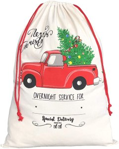 christmas stockings monoblanks canvas sack
