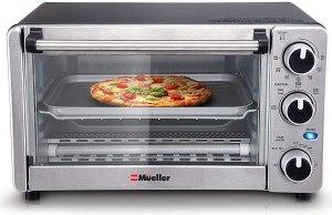 best toaster oven mueller austria