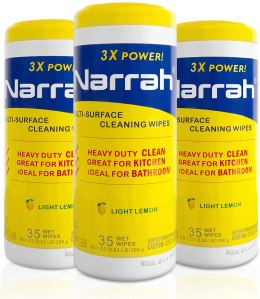 best cleaning wipes narrah