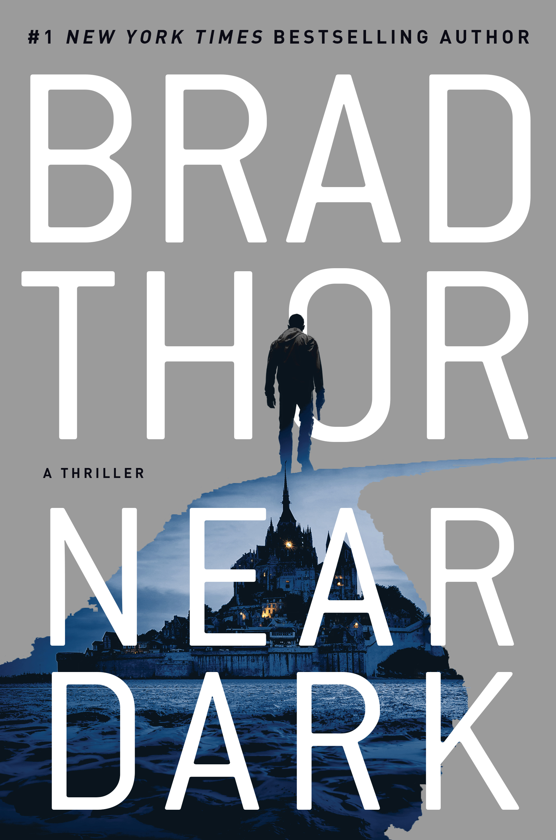 brad thor near dark, best gifts for book lovers