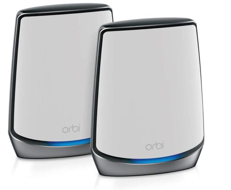 best gaming router - netgear orbi wifi 6 mesh