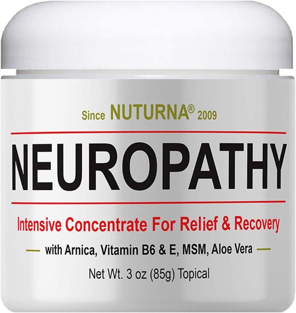 Neuropathy Pain Relief Cream