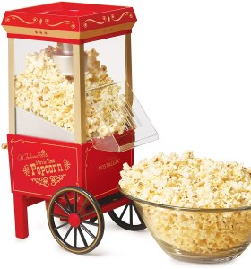 Nostalgia OFP-501 Old Fashioned Popcorn Machine, best hostess gifts
