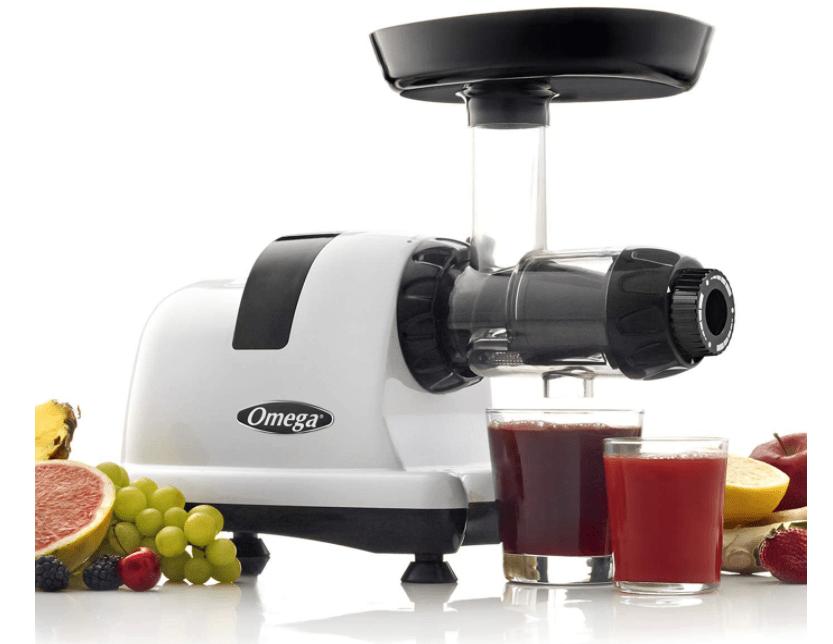omega cold press juicer