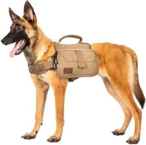 dog backpack carrier onetigris