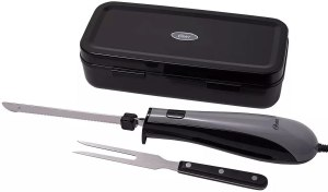 best electric knives oster electric knife with carving fork