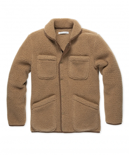 Outerknown Arcana Sherpa Jacket