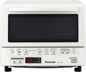 best toaster oven panasonic